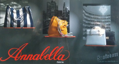 Annabella, Pavia