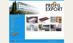Profil Export
